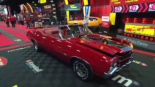 Download Mecum Indy 2017 // Top 5 Sellers // Saturday May 20th Video