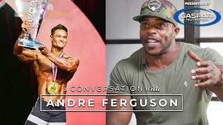 Download Part 2: Why Isn't Men's Physique Getting More Prize Money? | A Conversation With Andre Ferguson Video