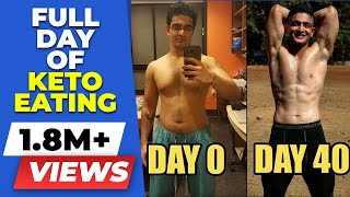 Download Detailed Diet Plan for FAST fat loss - Ketogenic Diet | BeerBiceps Keto Weight Loss Video