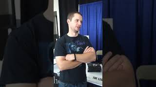 Download Live at Rhode Island Comic Con with 'The Legacy Chronicle' Author TH Paul! Video