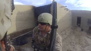 Download Lucky Marine Survives Sniper Headshot By Inches In Afghanistan Video