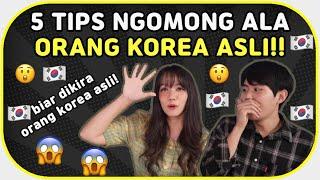 Download 5 KATA INI BIKIN KAMU KAYAK ORANG KOREA ASLI! | Borassaem ft. Asik Choi Video