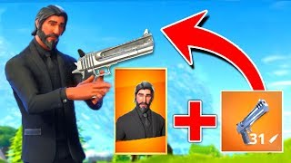 Download *NEW* LEGENDARY HAND CANNON + The REAPER LOADOUT in Fortnite Video