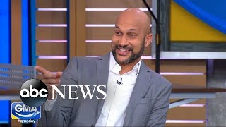 Download Keegan-Michael Key on the Netflix show 'Friends From College' Video