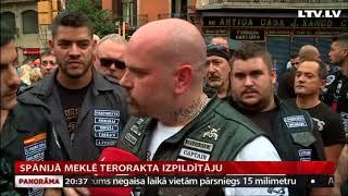 Download Spānijā meklē terorakta izpildītāju Video