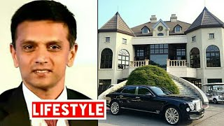 Download Rahul Dravid Net worth, Salary, House, Car, Family and Luxurious Lifestyle | 2017 Video