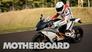 Download Mission RS: The Electric Superbike of the Future Video