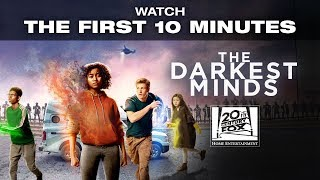 Download THE DARKEST MINDS - Watch the first 10 minutes Video