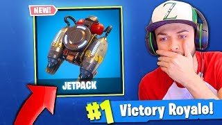 Download JETPACK is *FINALLY* coming to Fortnite: Battle Royale! (LEAKED INFO) Video