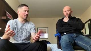 Download John Kavanagh, Connor McGregor's coach talking about being bullied - Ricky Manetta - MMA Krav Maga Video