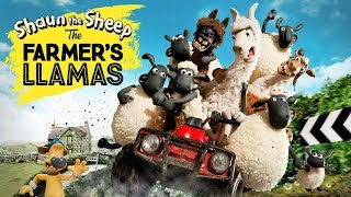 Download Llama Pak Tani [The Farmer's Llamas] | Shaun the Sheep | Full Movie Video