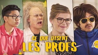 Download CE QUE DISENT LES PROFS ! - LE RIRE JAUNE Video