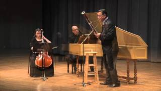 Download Jean Philippe Rameau: ″Les Sauvages″ and Tambourin for bassoon and basso continuo Video