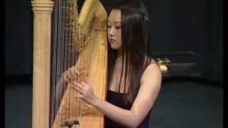 Download Seika Performs Glinka: The Lark (Harp) Video
