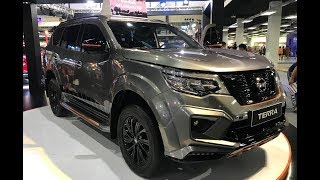 Download All New 2020 Nissan Terra | The Dynamic SUV Video