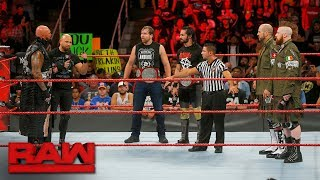 Download Raw's Tag Team division implodes: Raw, Sept. 18, 2017 Video