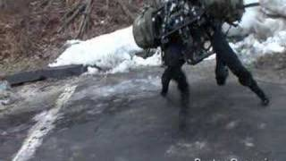 Download Boston Dynamics Big Dog (new video March 2008) Video
