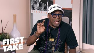 Download Spike Lee: Colin Kaepernick ad 'courageous' of Nike | First Take | ESPN Video