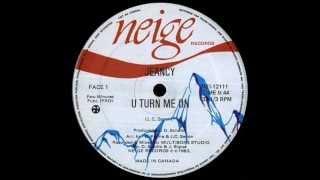 Download Jeancy - U Turn Me On (1983) Video