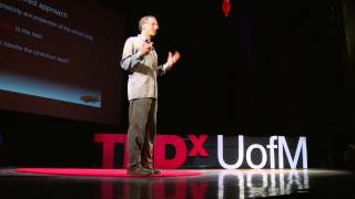 Download Facing the Unknown, with Robots | Shai Revzen | TEDxUofM Video
