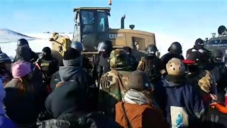 Download Dozens Arrested at Standing Rock as Veterans Vow to Block Completion of Dakota Access Pipeline Video