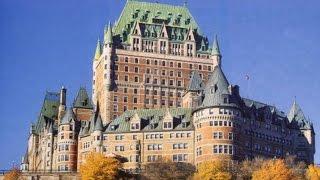 Download Old Québec City Tours , Canada (UNESCO's World Heritage ) Video