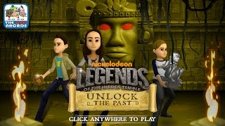 Download Legends of the Hidden Temple: Unlock The Past - Join Sadie, Noah & Dudley (Nickelodeon Games) Video