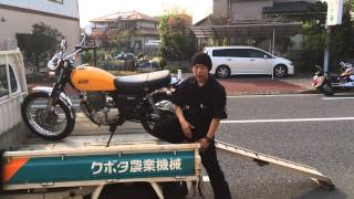Download 車(軽トラ)へのバイクの積み方・降ろし方講座 Video