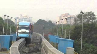 Download Mumbai Monorail: Automatic Track changing mechanism Video
