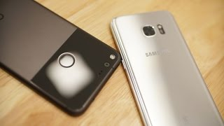 Download Pixel XL vs Galaxy S7 Edge Camera Comparison Video