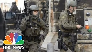 Download Canadian Parliament Shooting Leaves Soldier Dead | NBC News Video