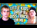 Download Little Kids Drop a Diss Track On Me!!! Video