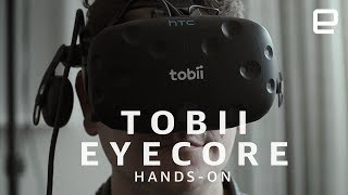 Download Tobii EyeCore hands-on at GDC 2018 Video