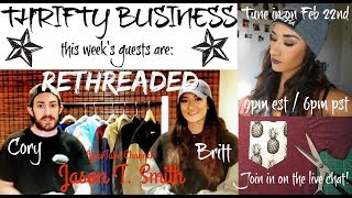 Download Thrifty Business Season 5 #12 Cory & Britt from ReThreaded Video
