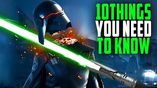 Download Star Wars Jedi: Fallen Order 10 THINGS YOU NEED to KNOW Before Your BUY! Video