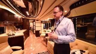 Download The 2.5 Million Dollar Motorhome ~ Liberty Coach ~ Full Tour By G & Owner Of Company Video