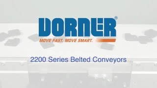 Download 2200 Series Belted and LPZ Conveyors Video