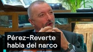 Download Es la Hora de Opinar - Pérez-Reverte habla del narco Video