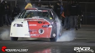 Download Street Fighter Finals - WORLD RECORD SpeedFactory / Comp Clutch Civic James Kempf 7.91 @ 196mph Video