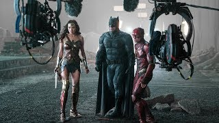 Download 'Justice League' Behind The Scenes Video