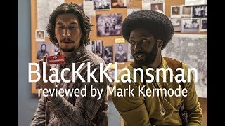 Download BlacKkKlansman reviewed by Mark Kermode Video