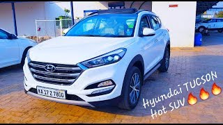 Download Hyundai Tucson 2019 4WD AT GLS with panoramic sunroof detailed review with on road price India Video