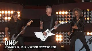 Download Metallica: One (Live - Global Citizen - New York, NY - 2016) Video