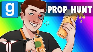 Download Gmod Prop Hunt Funny Moments - Covering E-TREE 2018 Games Convention! Video