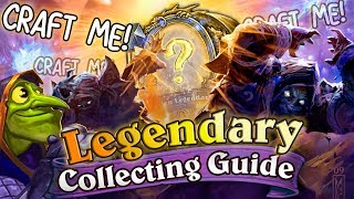 Download You Must Have These Hearthstone Legendaries for Success. Great Legendary Crafting & Collecting Guide Video