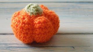 Download (crochet) How To - Crochet a Pumpkin Video