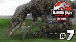 Download ″PEOPLE... ARE... DYING!!!″ - Jurassic Park Operation Genesis | Ep7 Video