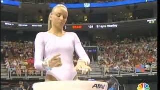 Download 2008 - Nastia Liukin - Olympic Trials - P - Uneven Bars Video