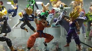 Download S.H Figuarts Dragon Ball complete collection 2012 - 2018 (Preview) Video