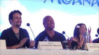 Download ″Moana″ Press Conference Video